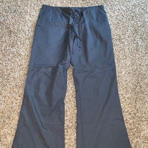 Cherokee Drawstring Flare Leg Pants
